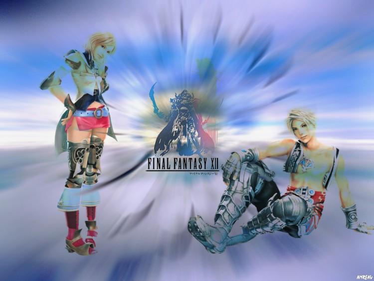 Fonds d'écran Jeux Vidéo Final Fantasy XII FFXII impulsion
