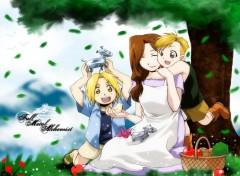 Fonds d'écran Manga Souvenir
