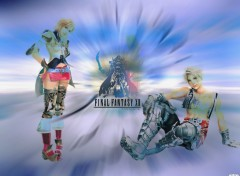 Wallpapers Video Games FFXII impulsion