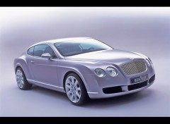Fonds d'écran Voitures Bentley Continental-GT