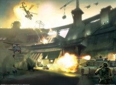 Wallpapers Video Games Battlefield 2-Artworks#2