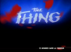 Fonds d'écran Cinéma the thing