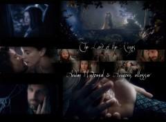 Fonds d'écran Cinéma Arwen & Aragorn