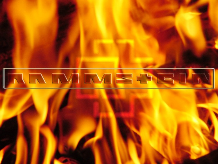 Wallpapers Music Wallpapers Rammstein Rammstein Feu By