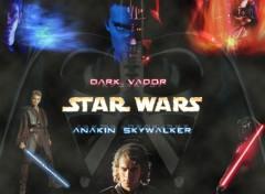 Fonds d'écran Cinéma Anakin alias Dark Vador (le retour ^^)