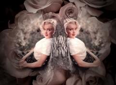 Fonds d'écran Célébrités Femme Marylin Monroe
