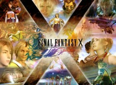 Wallpapers Video Games FFX