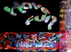 Fonds d'écran Art - Peinture graffs