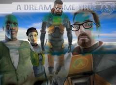 Fonds d'écran Jeux Vidéo a dream come true