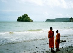 Wallpapers Trips : Asia Les Monk de Krabi