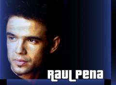 Fonds d'écran Célébrités Homme Raul Pena