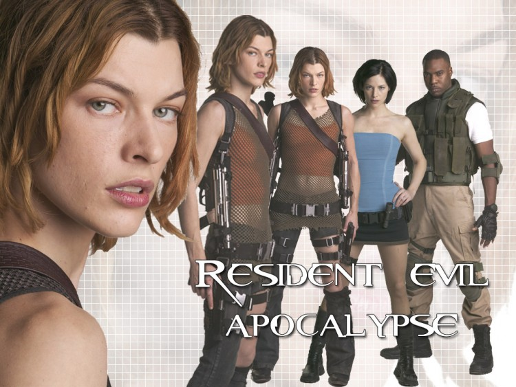 resident evil movies wallpaper