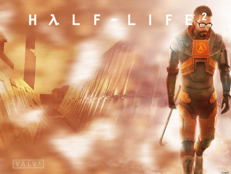 Wallpapers Video Games Half-life 2 Half Life 2 rouille