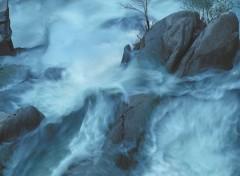 Wallpapers Nature courant d'eau