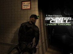 Fonds d'écran Jeux Vidéo Splinter Cell : Chaos Theory