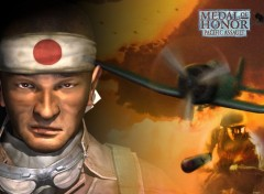 Fonds d'écran Jeux Vidéo Medal Of Honor - Pacific Assault