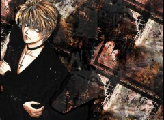 Fonds d'écran Manga Over the Others