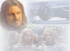 Fonds d'écran Cinéma Boromir