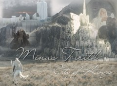 Wallpapers Movies Minas Tirith