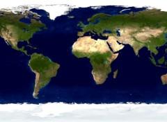 Wallpapers Space La terre- Océans et forêts