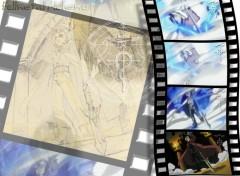 Wallpapers Manga Lance transmutée....