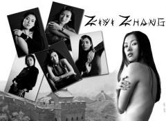 Fonds d'écran Célébrités Femme Ziyi Zhang - China Theme