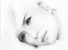 Fonds d'écran Art - Crayon anna