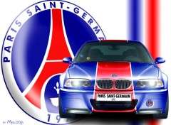 Wallpapers Sports - Leisures PSG - M3