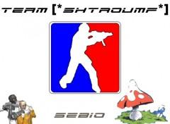 Fonds d'écran Jeux Vidéo team shtroumf