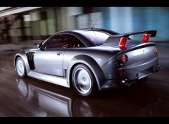 Fonds d'écran Voitures MG X Power!!!