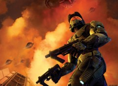 Wallpapers Video Games Halo2