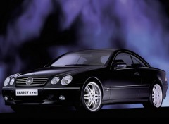 Wallpapers Cars Mercedes CL 600 SV12 Brabus