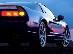 Wallpapers Cars Honda NSX