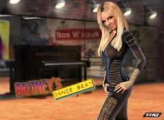 Wallpapers Video Games Britney's Dance Beat