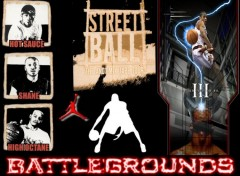 Wallpapers Sports - Leisures Streetball