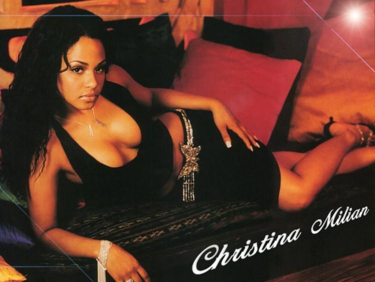 Fonds d'écran Musique Christina Milian Christina Milian