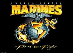 Wallpapers Brands - Advertising USMC