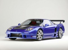 Wallpapers Cars Honda NSX-R