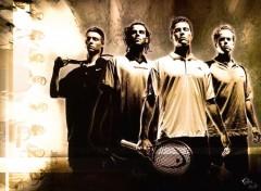 Wallpapers Sports - Leisures Tennismens