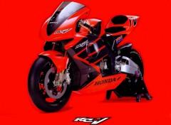Wallpapers Motorbikes Honda RCV211