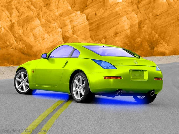 Wallpapers Cars > Wallpapers Tuning Nissan 350Z Tuner by