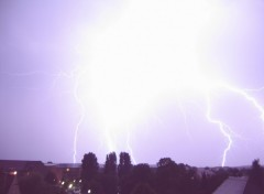 Wallpapers Nature orages de moissy