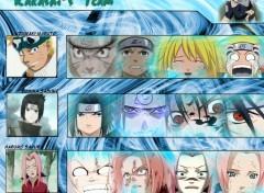 Wallpapers Manga Kakashi's Team