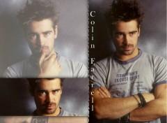 Fonds d'écran Célébrités Homme Colin Farrell