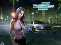 Wallpapers Video Games NFS UND 2 Kelly