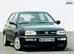 Wallpapers Cars VW Golf III VR6 (1992)