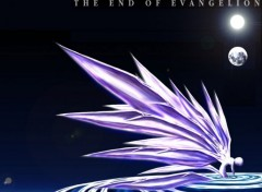 Wallpapers Cartoons The end of evangelion