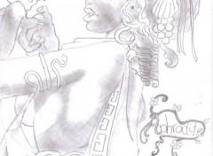 Fonds d'écran Art - Crayon AphrOdiTe