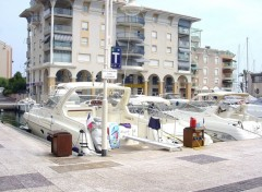 Fonds d'écran Bateaux Port-Frejus