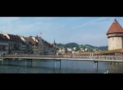 Fonds d'écran Voyages : Europe Lucerne - Le pont